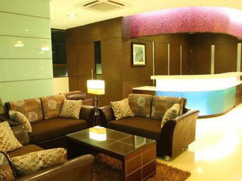 The Citiotel Lounge/Empfang