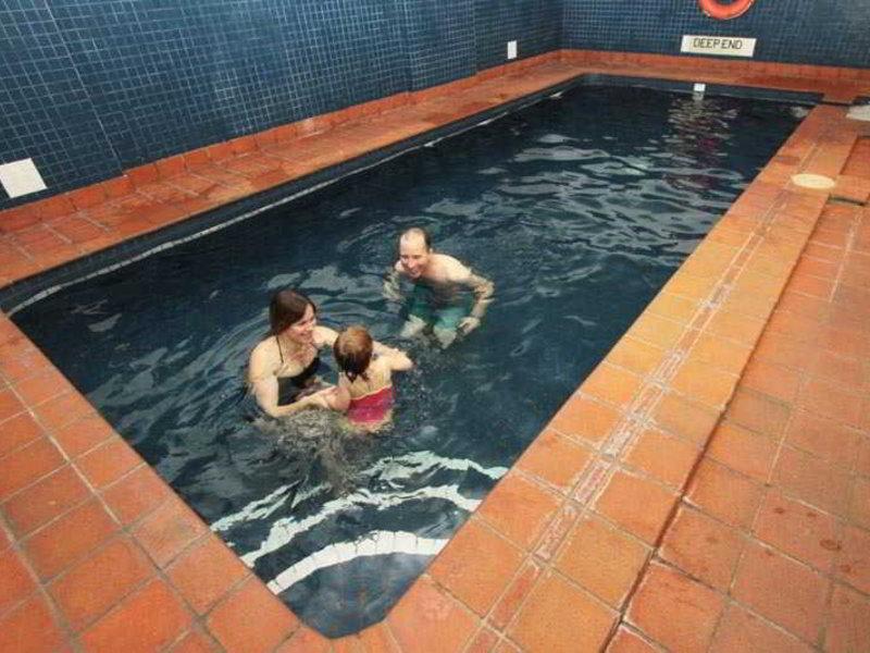 Waldorf Woolloomooloo Waters Serviced Apartments Pool