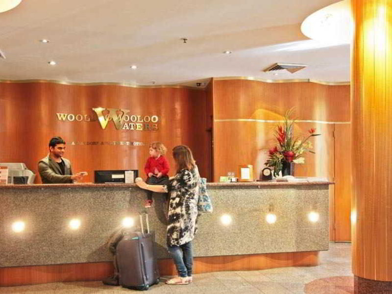 Waldorf Woolloomooloo Waters Serviced Apartments Lounge/Empfang