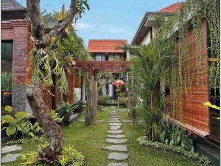 D´Bulakan Boutique Resort Ubud Garten