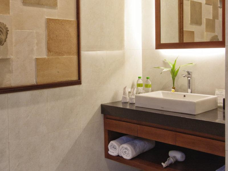 D´Bulakan Boutique Resort Ubud Badezimmer