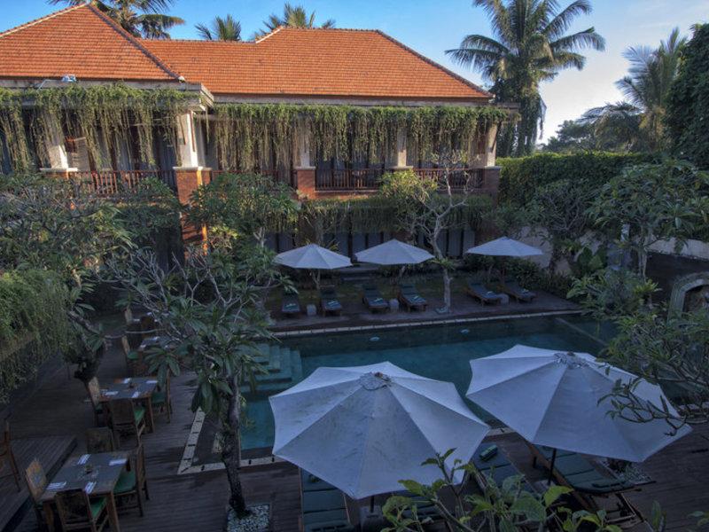 D´Bulakan Boutique Resort Ubud Pool