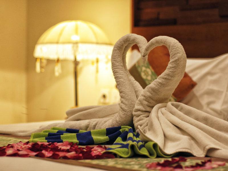 D´Bulakan Boutique Resort Ubud Wohnbeispiel