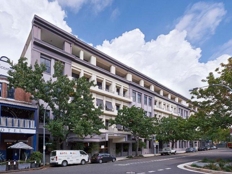 Waldorf Woolloomooloo Waters Serviced Apartments Außenaufnahme