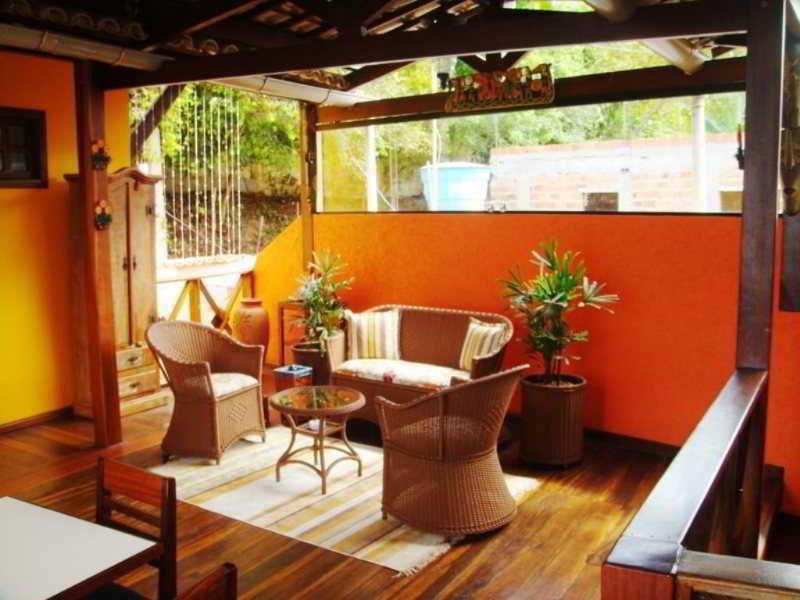 Perola do Morro Lounge/Empfang