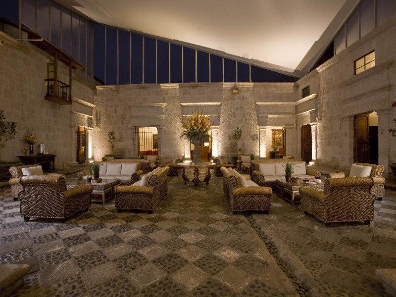 Casa Andina Premium Arequipa Lounge/Empfang