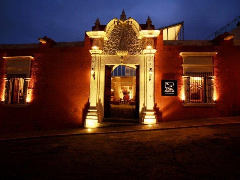 Casa Andina Premium Arequipa Außenaufnahme