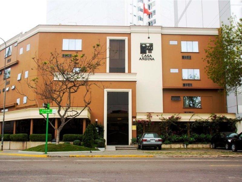 Casa Andina Standard Miraflores San Antonio Außenaufnahme