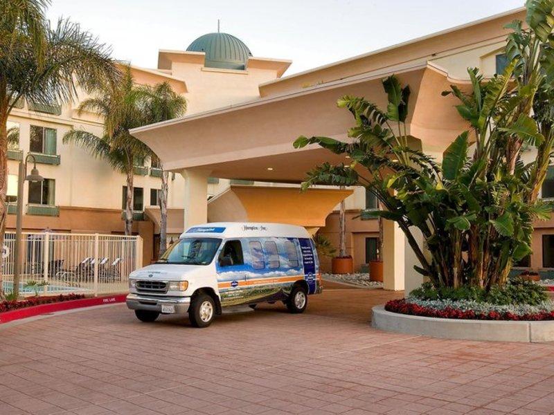 Hampton Inn San Diego Del Mar Außenaufnahme