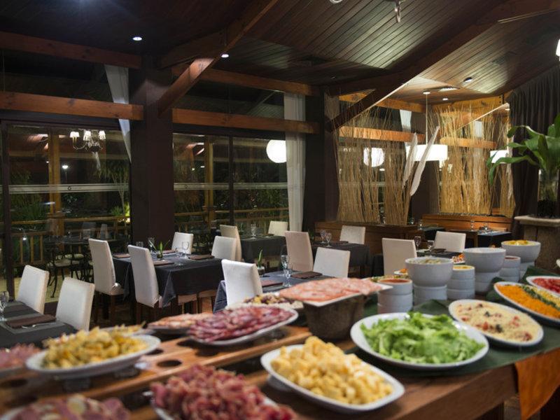 Raices Amambai Lodges  Restaurant