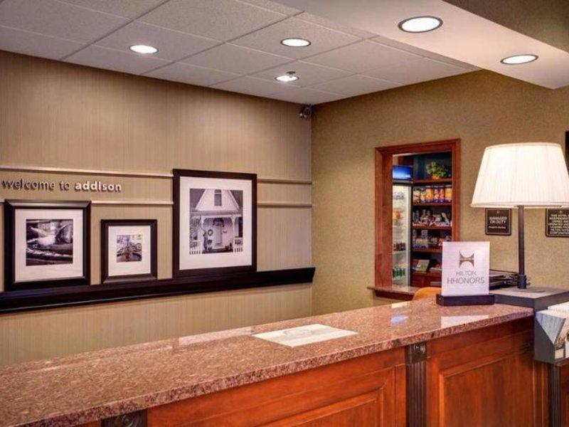 Hampton Inn San Diego Del Mar Lounge/Empfang