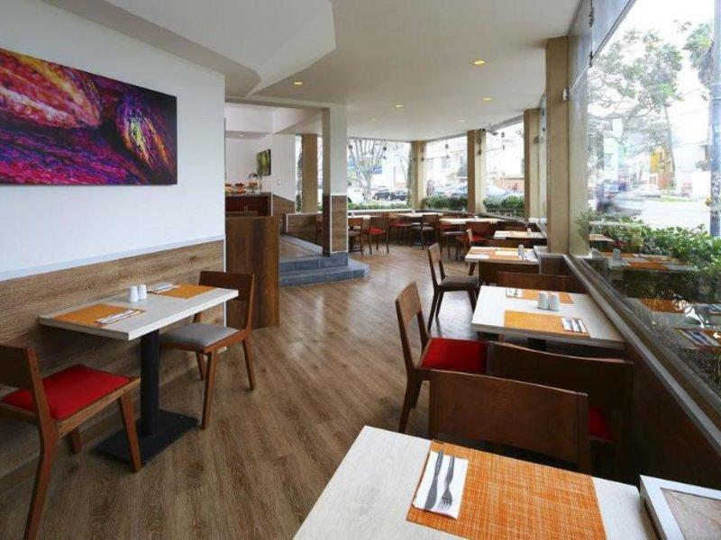 Casa Andina Standard Miraflores San Antonio Lounge/Empfang