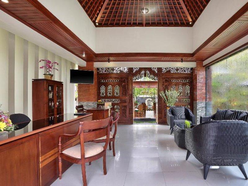 D´Bulakan Boutique Resort Ubud Lounge/Empfang