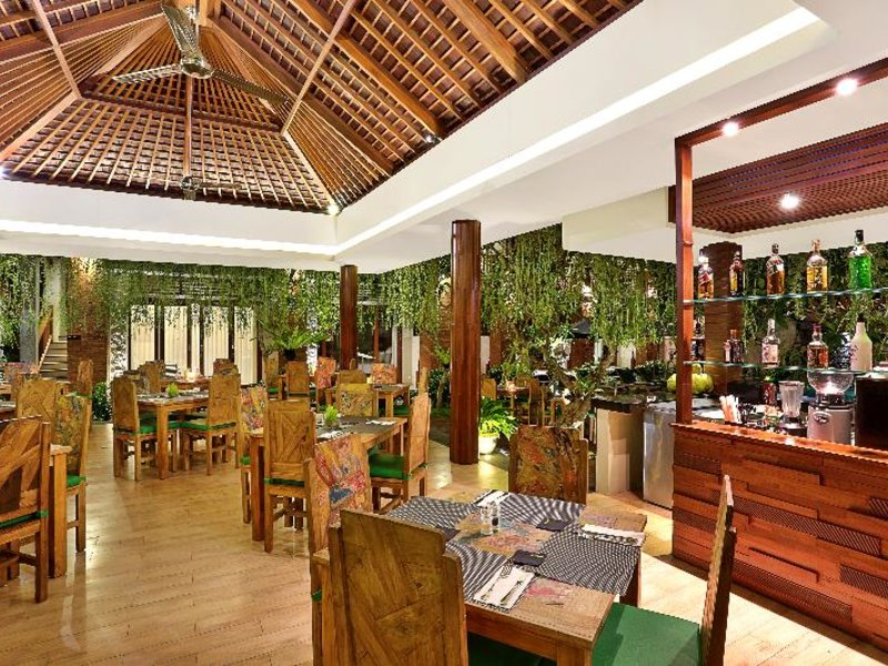D´Bulakan Boutique Resort Ubud Restaurant
