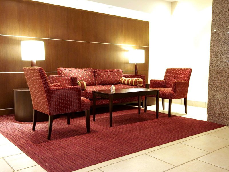 Best Western Plus Montreal Downtown-Hotel Europa Lounge/Empfang