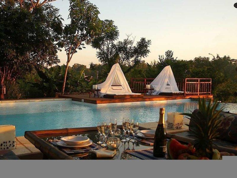 Raices Amambai Lodges  Pool