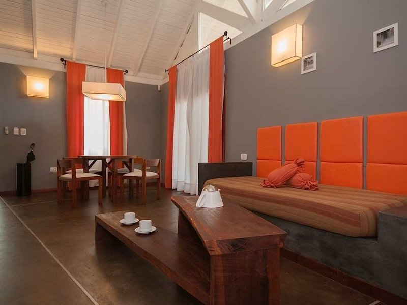 Raices Amambai Lodges  Lounge/Empfang