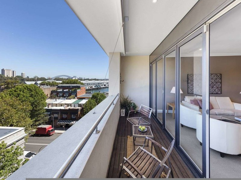 Waldorf Woolloomooloo Waters Serviced Apartments Terrasse