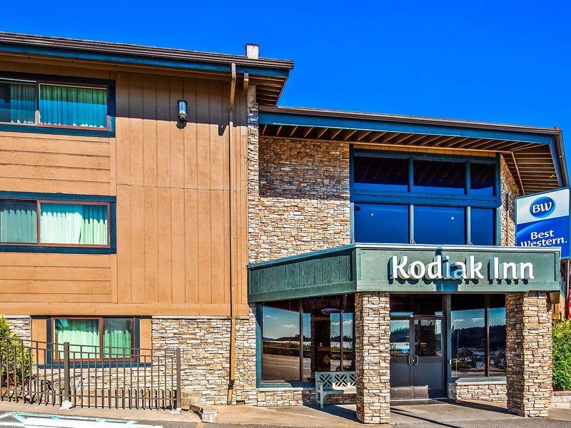 Best Western Kodiak Inn and Convention Center Außenaufnahme