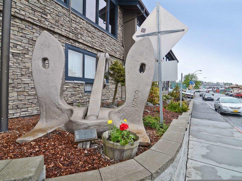 Best Western Kodiak Inn and Convention Center Terrasse
