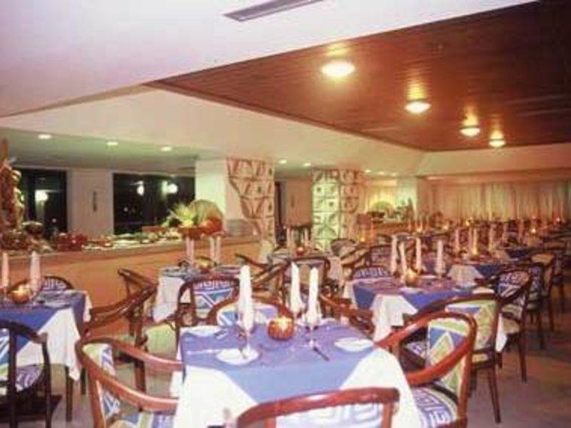 Maceio Atlantic Suites Restaurant