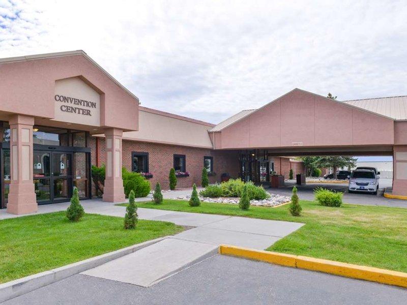 Billings Hotel & Convention Center  Außenaufnahme