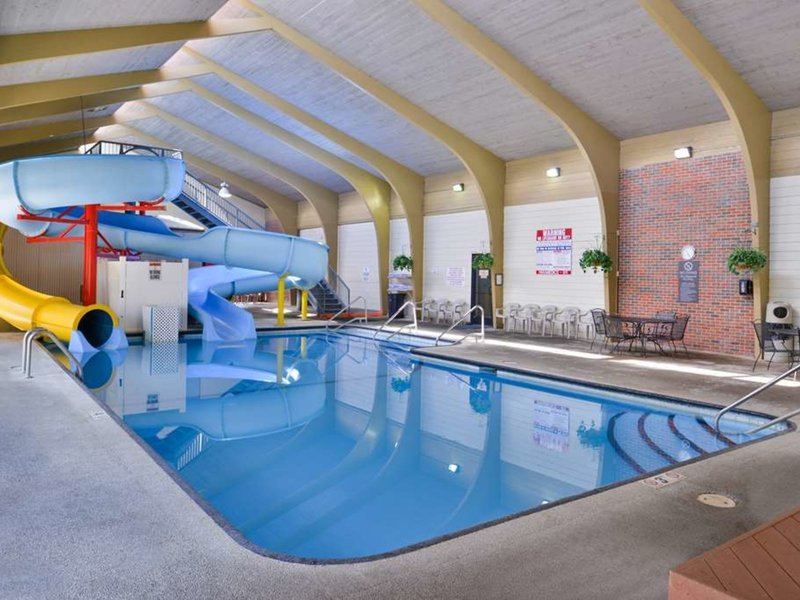 Billings Hotel & Convention Center  Pool