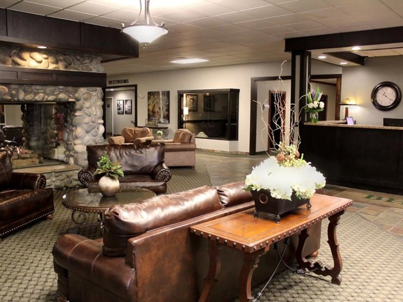 Billings Hotel & Convention Center  Lounge/Empfang