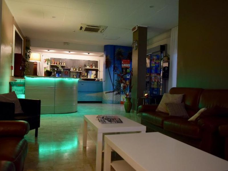 Oxford Lounge/Empfang