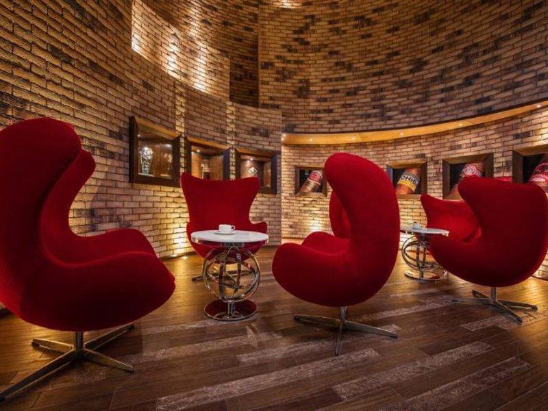 Warszawianka Wellness & Spa Lounge/Empfang