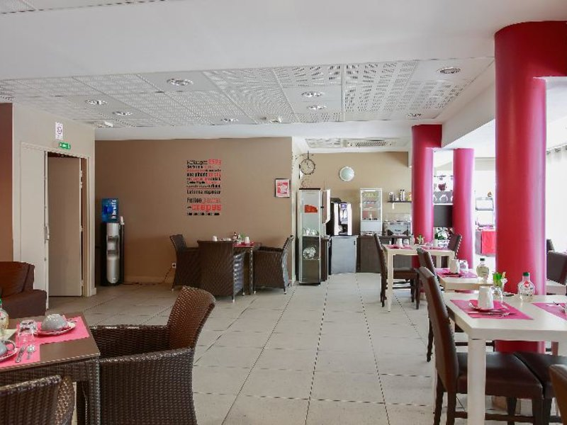 AppartCity Toulouse Colomiers Restaurant