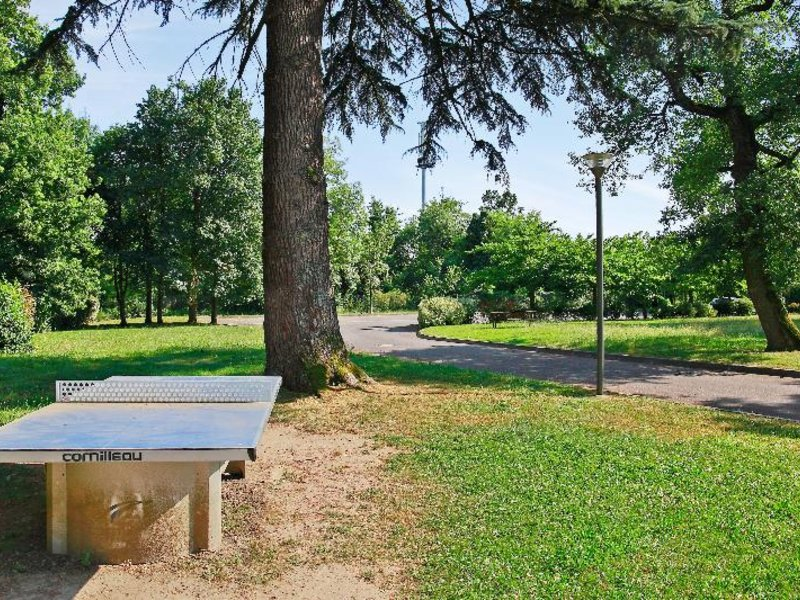 AppartCity Toulouse Colomiers Garten