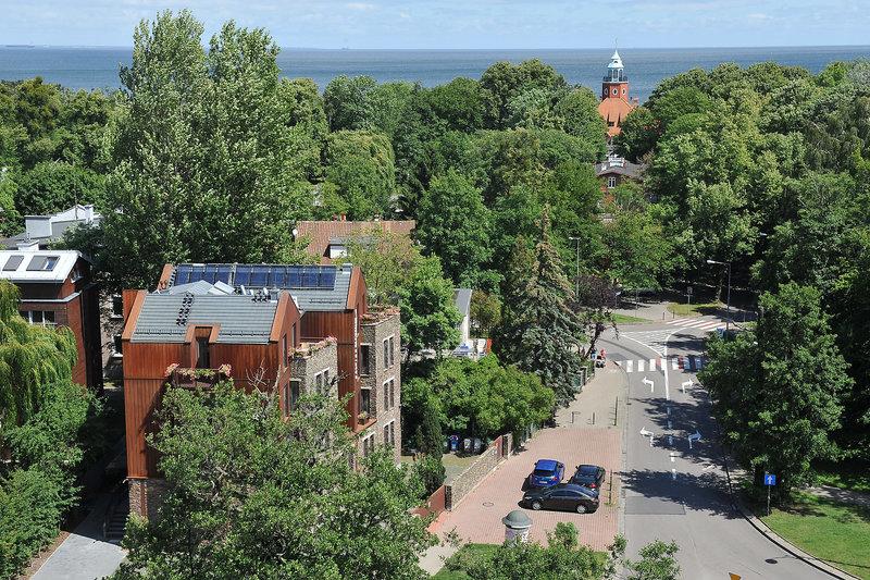 Baltica Residence Außenaufnahme