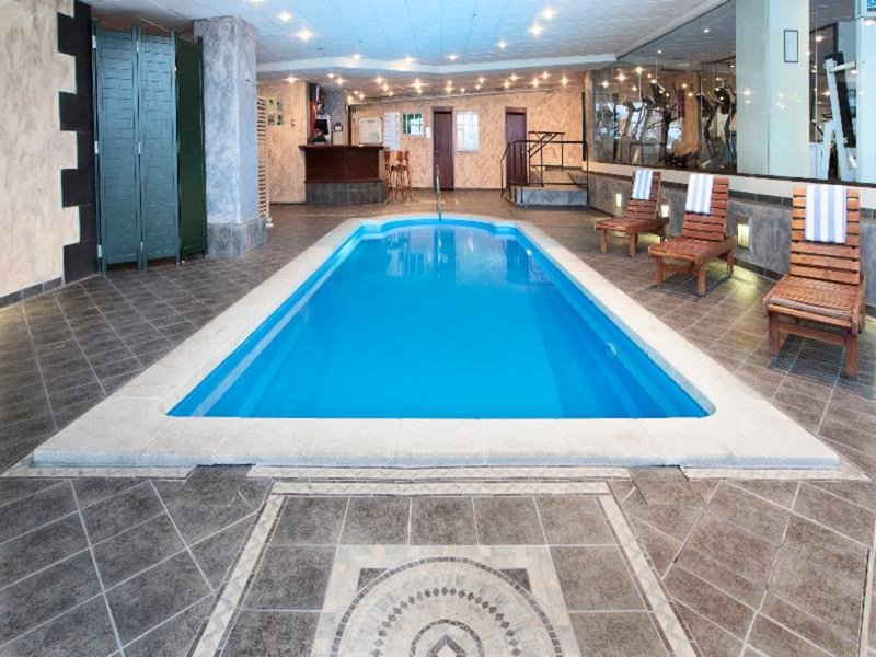 Piolets Soldeu Centre  Pool