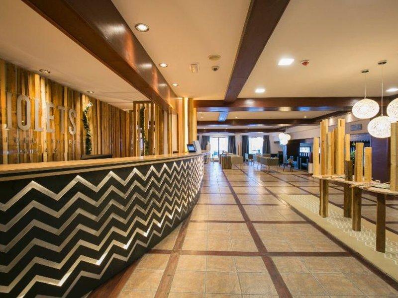 Piolets Soldeu Centre  Lounge/Empfang
