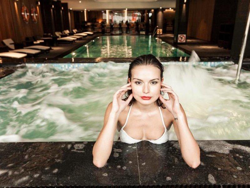 GrandHotel Tiffi Pool