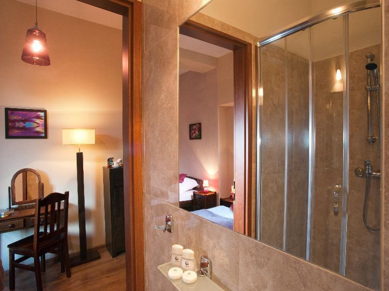 Siesta Aparthotel Badezimmer