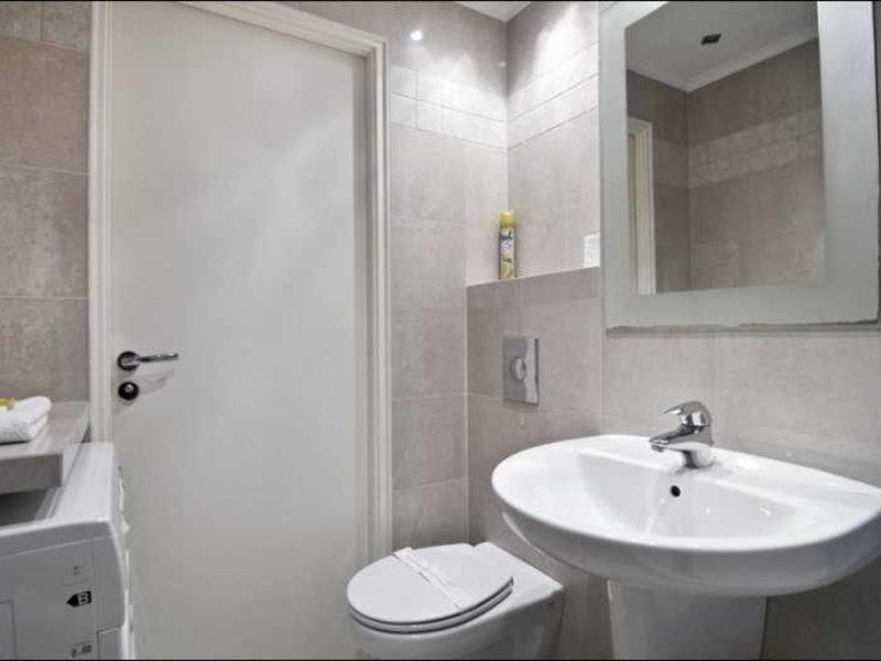 P&O Apartments Grzybowska 2 Badezimmer