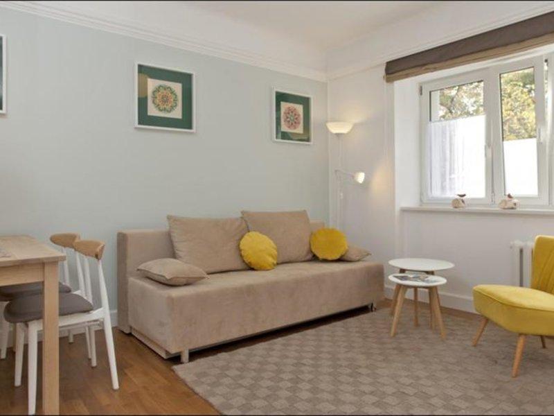 P&O Apartments Nowolipie Wohnbeispiel
