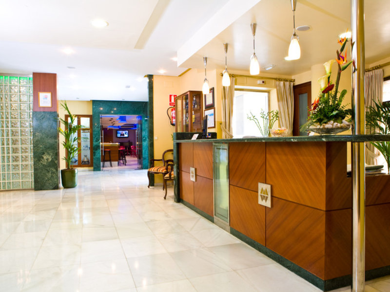 Maruxia Lounge/Empfang