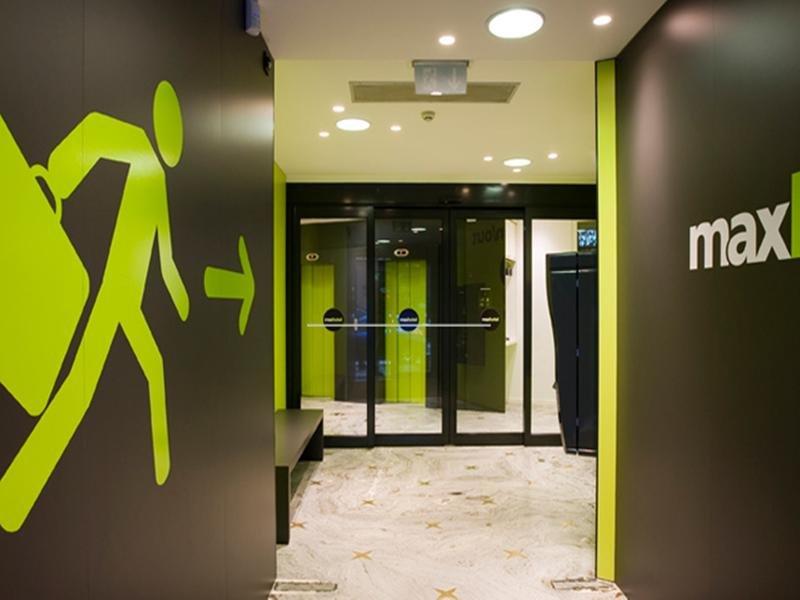 Maxhotel Lounge/Empfang