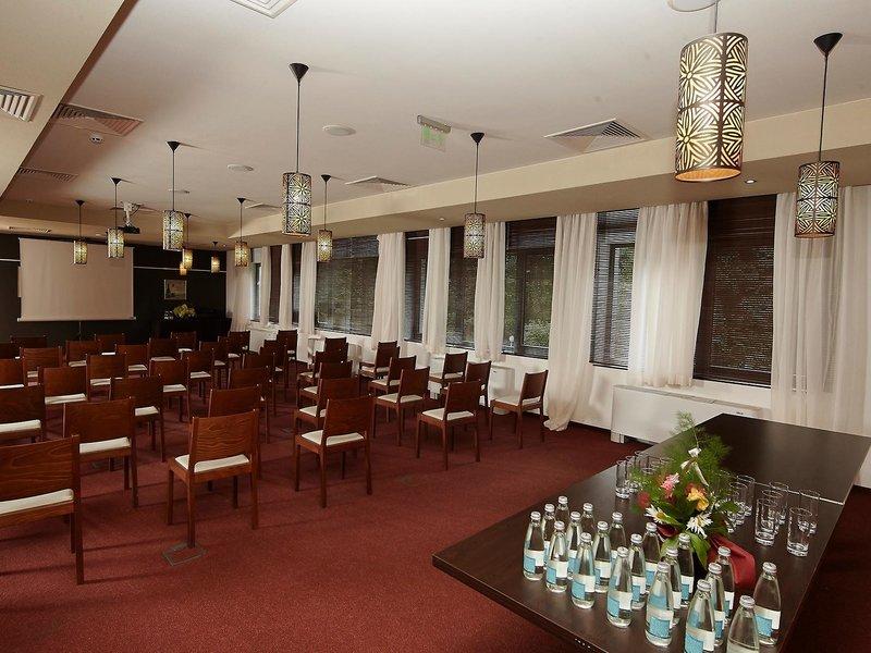 Festa Chamkoria Konferenzraum