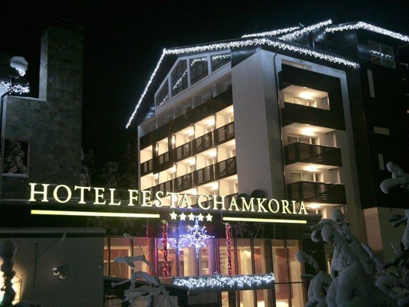 Festa Chamkoria Außenaufnahme