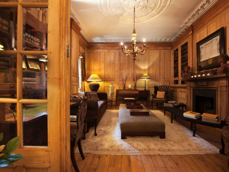 The Pand Lounge/Empfang