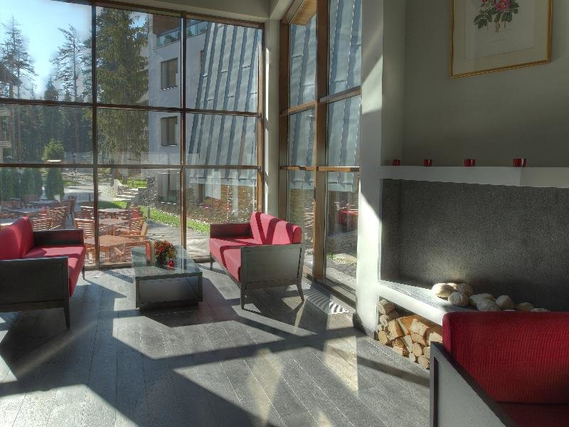Euphoria Club Hotel & Spa Lounge/Empfang