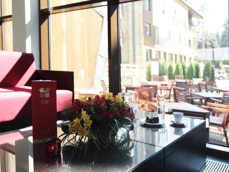 Euphoria Club Hotel & Spa Terrasse