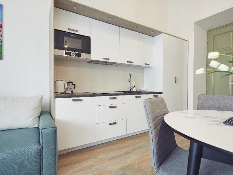 Ekoidea Apartments Taja Wohnbeispiel