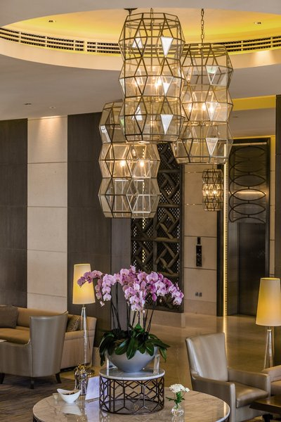 Millennium Resort Mussanah Lounge/Empfang