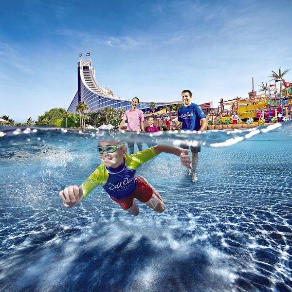 The Jumeirah Beach Hotel Sport und Freizeit