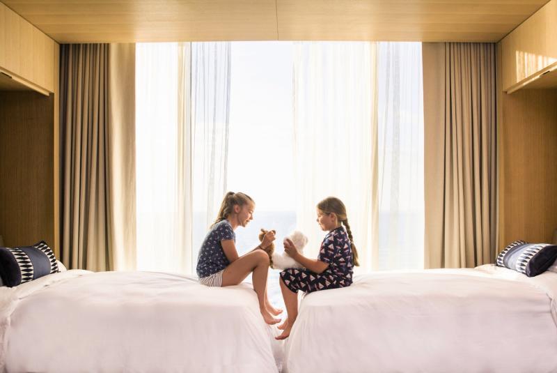The Jumeirah Beach Hotel Wohnbeispiel